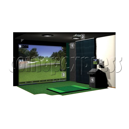 Visual Sports Simulators (6 in 1) 29094