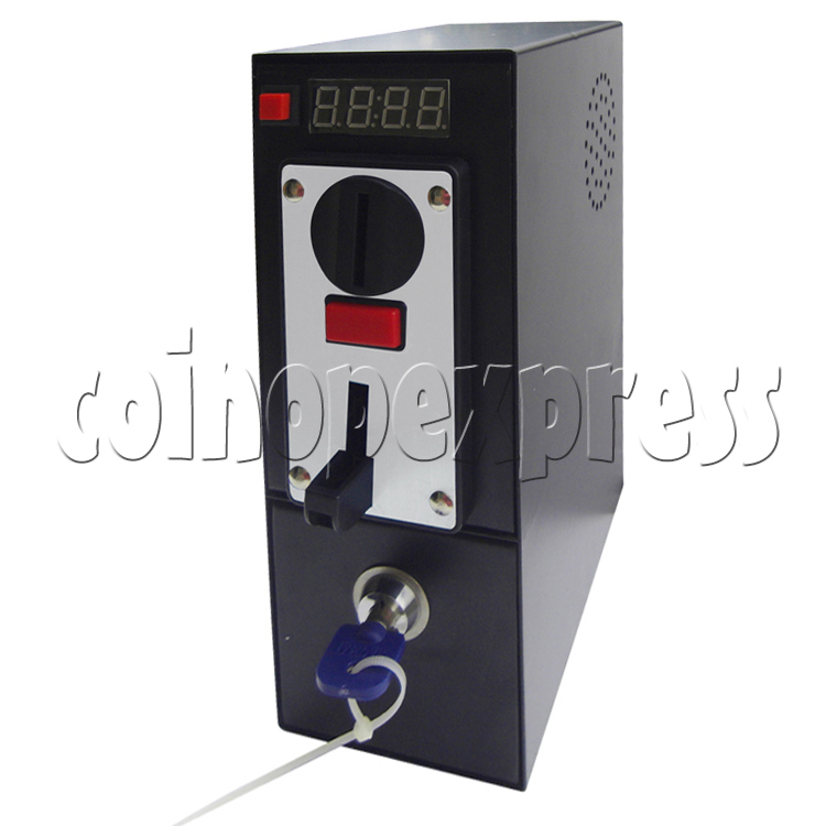 Coin Box Built-in Timer board and Coin Selector (3 type coins) 29197