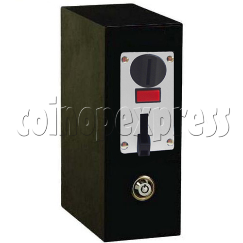 Coin-operated Heavy-duty Metal box with USB control (3 type coins) 29222