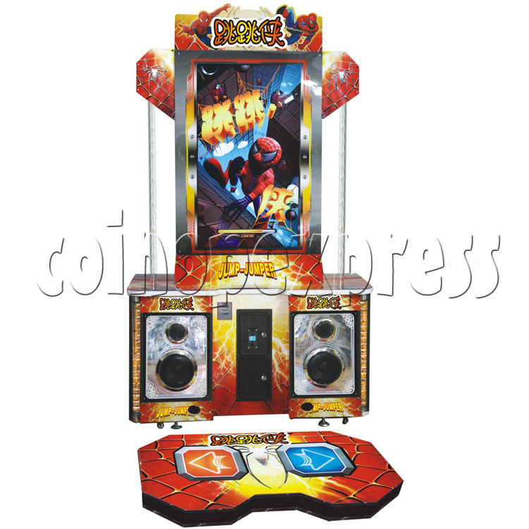 Jump Jumper Climbing Game (47 inch LCD screen) 29271
