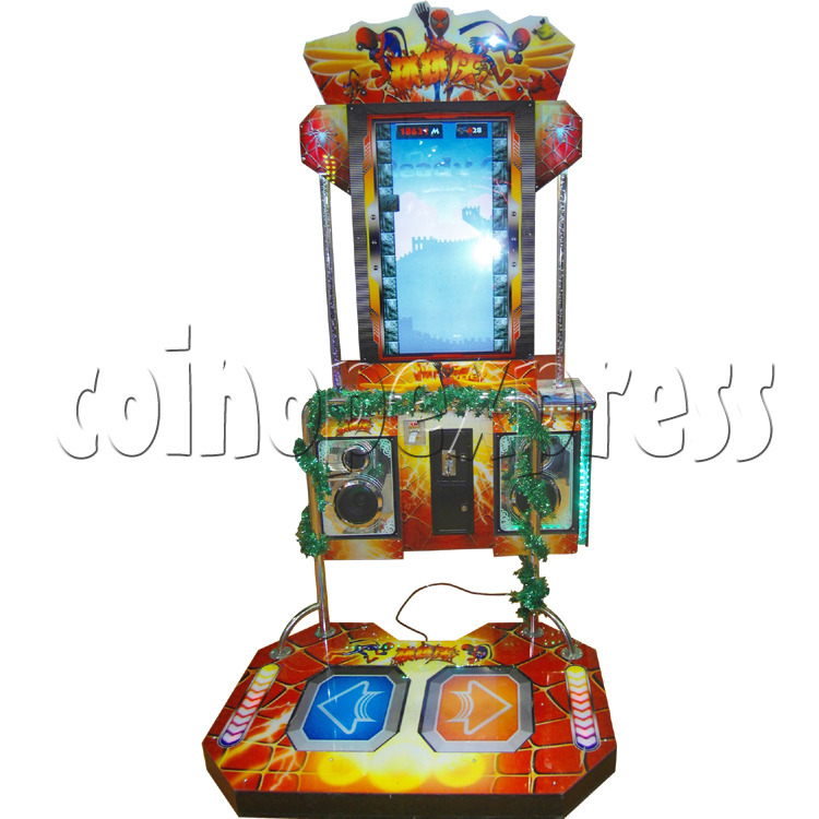 Jump Jumper Climbing Game (47 inch LCD screen) 29272