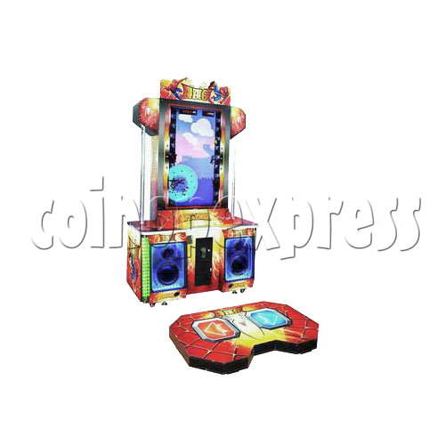 Jump Jumper Climbing Game (47 inch LCD screen) 29273