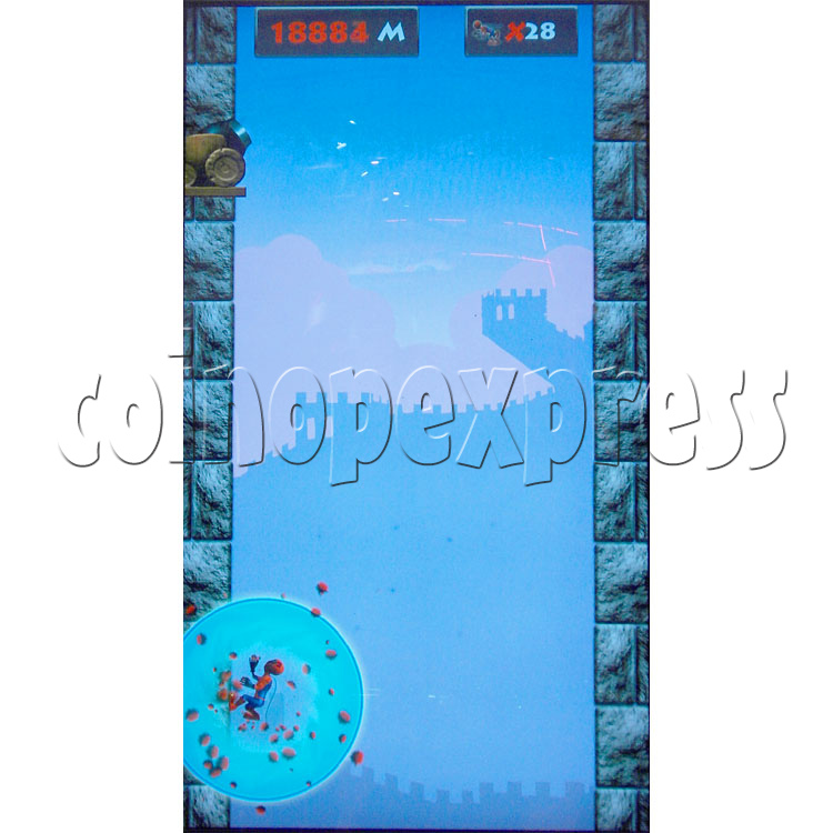 Jump Jumper Climbing Game (47 inch LCD screen) 29274