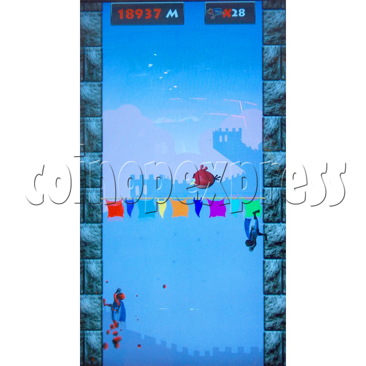 Jump Jumper Climbing Game (47 inch LCD screen) 29275