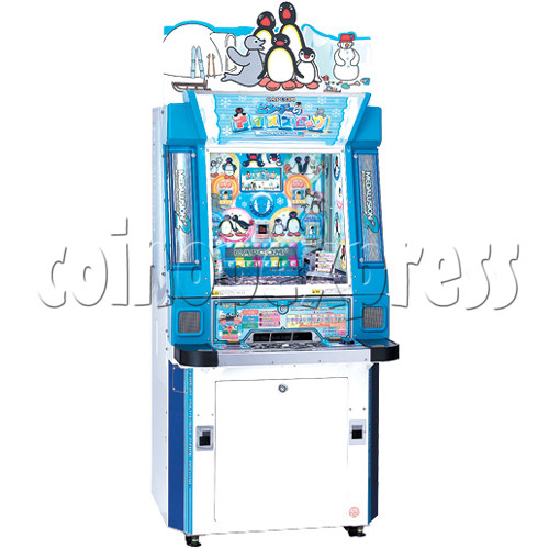 Toro no Osakana Tsuri single pusher (Pingu's Ice Block) 29420