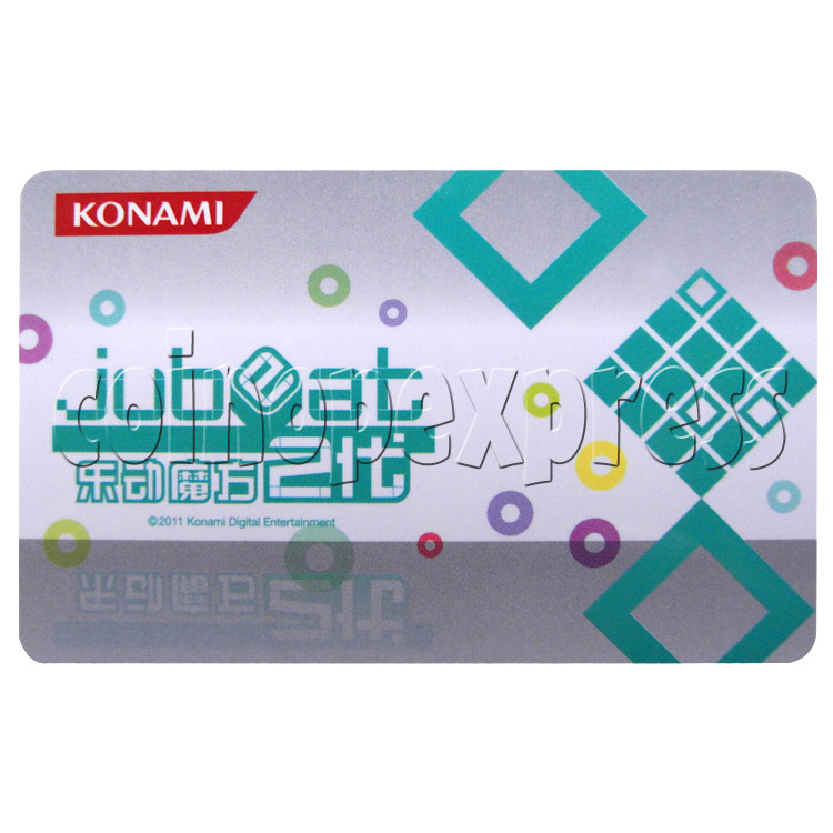 Memory Card for Jubeat Ripples machine 29493