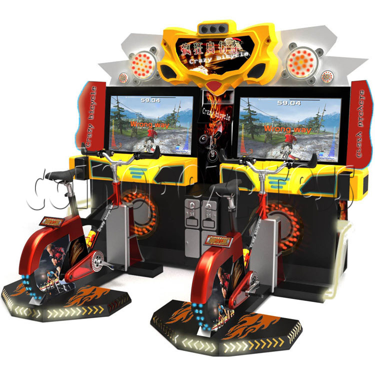 Crazy Bike Racing Machine (2 players) 29533