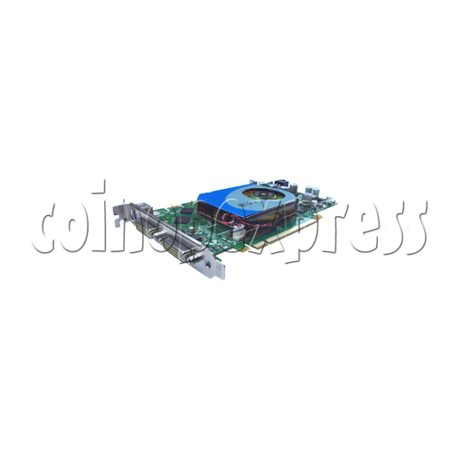 Graphics Card for SSTF IV (Taito Type X II) Machines 29660