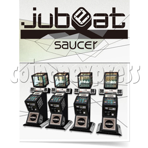 Jubeat Festo Saucer Machine