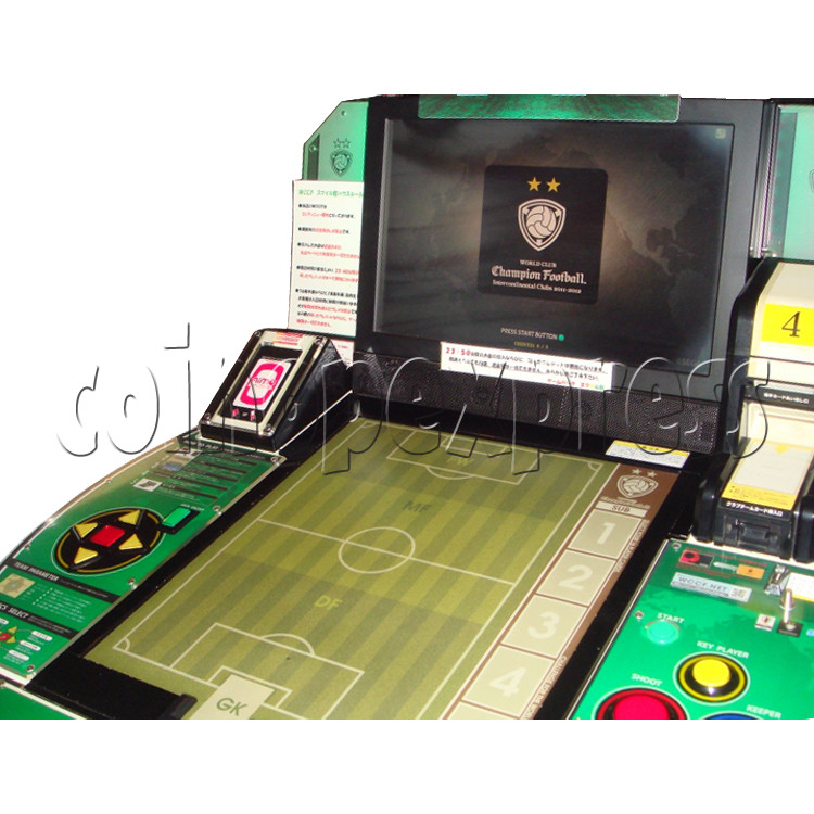 World Cup Championship Football Intercontinental Clubs (WCCF Sega) 2011-2012 30241