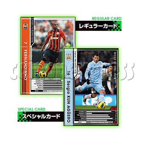 World Cup Championship Football Intercontinental Clubs (WCCF Sega) 2011-2012 30246