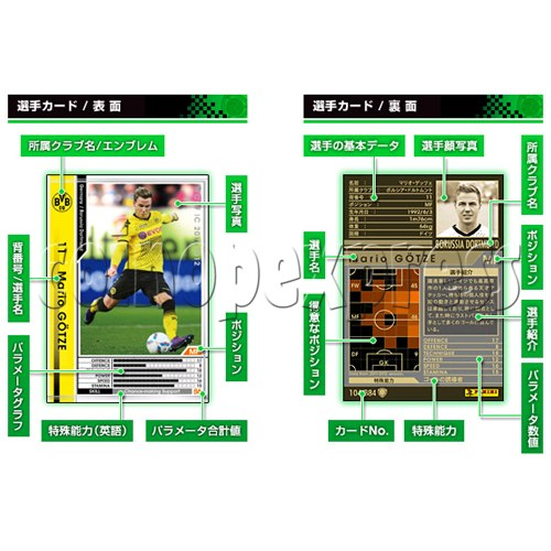 World Cup Championship Football Intercontinental Clubs (WCCF Sega) 2011-2012 30247