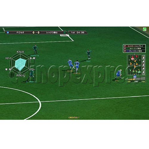 World Cup Championship Football Intercontinental Clubs (WCCF Sega) 2011-2012 30248