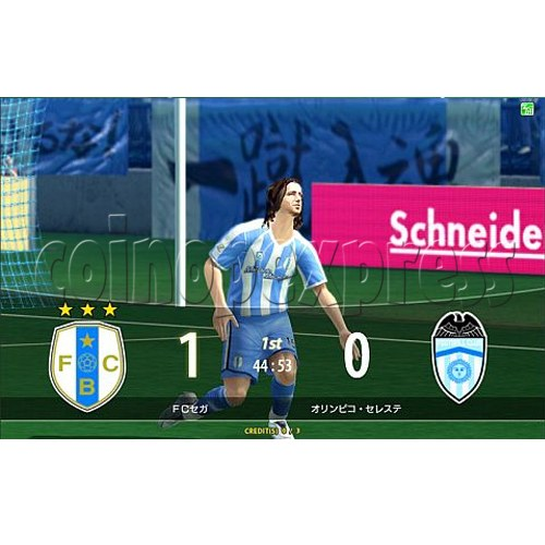 World Cup Championship Football Intercontinental Clubs (WCCF Sega) 2011-2012 30250