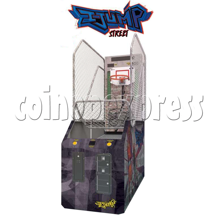I-Jump Street Basketball Machine 31194