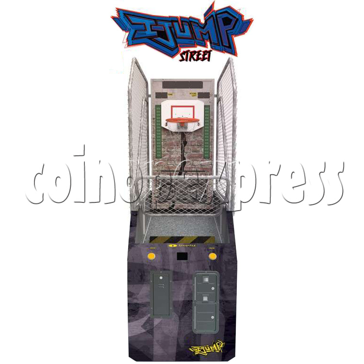 I-Jump Street Basketball Machine 31195