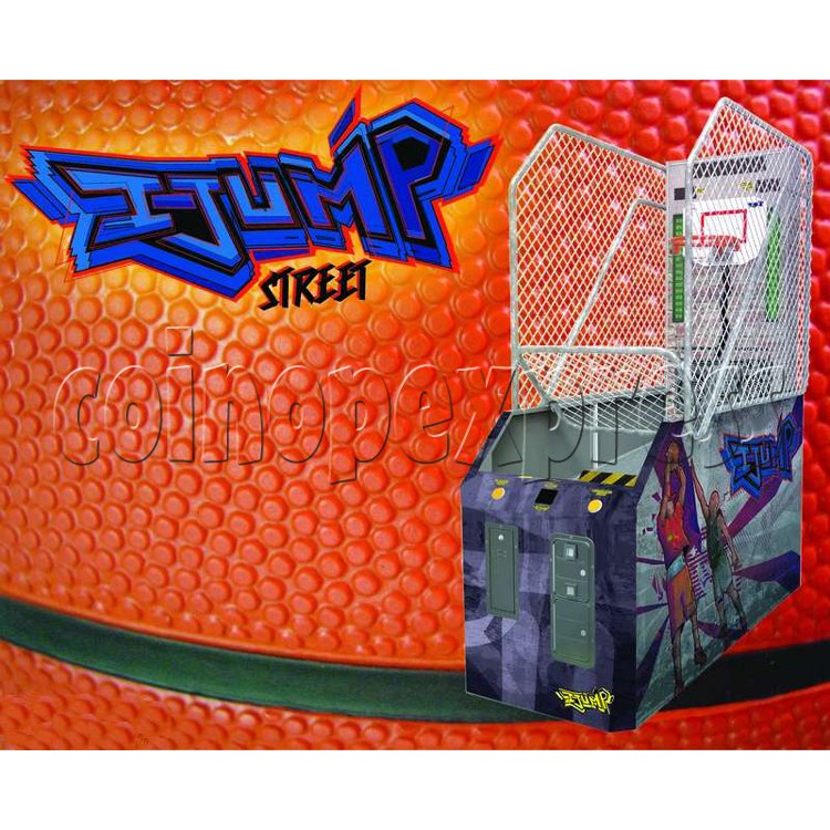 I-Jump Street Basketball Machine 31196
