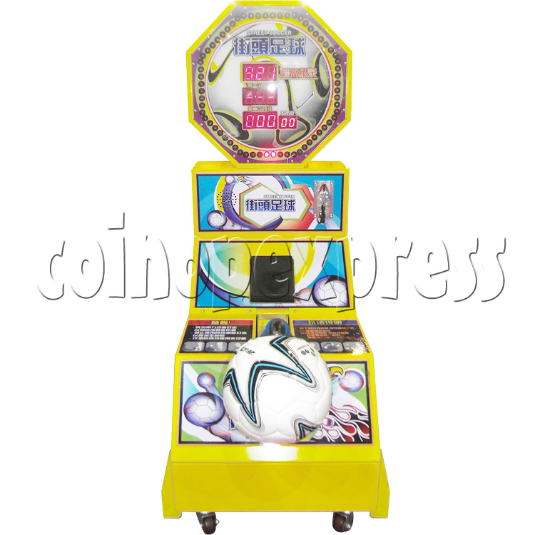 Kid Street Soccer Redemption machine  31256