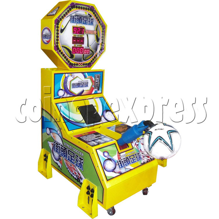 Kid Street Soccer Redemption machine  31257