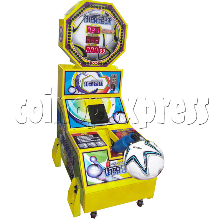 Kid Street Soccer Redemption machine  31258