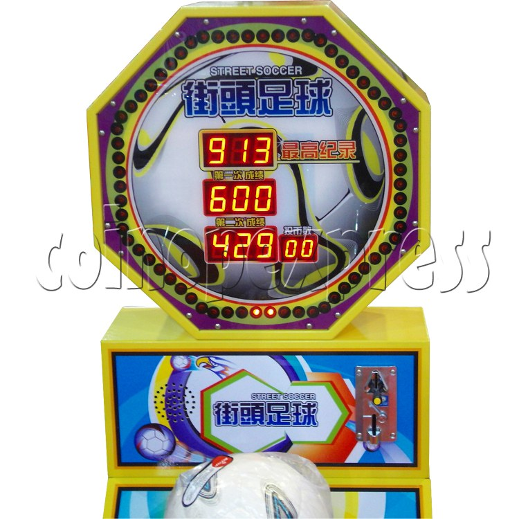 Kid Street Soccer Redemption machine  31259