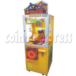 Digger Win Candy Machine