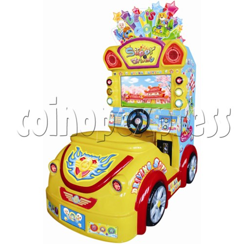 Super Car Kids Driving machine 31410