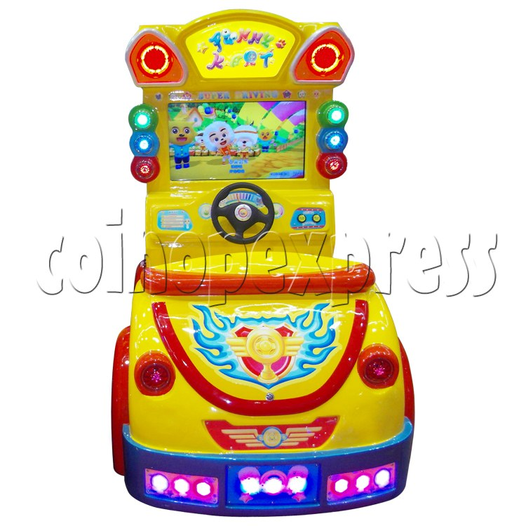 Super Car Kids Driving machine 31411