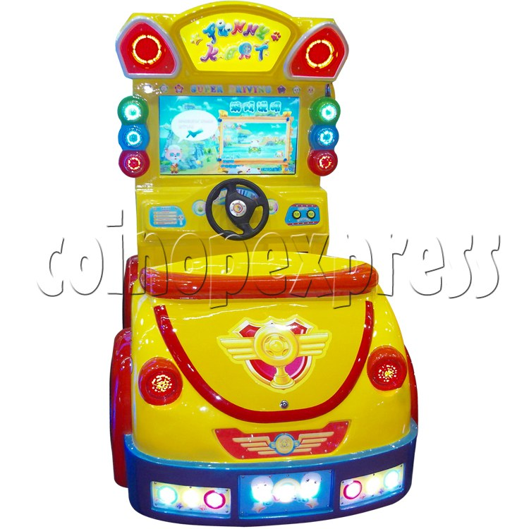 Super Car Kids Driving machine 31412