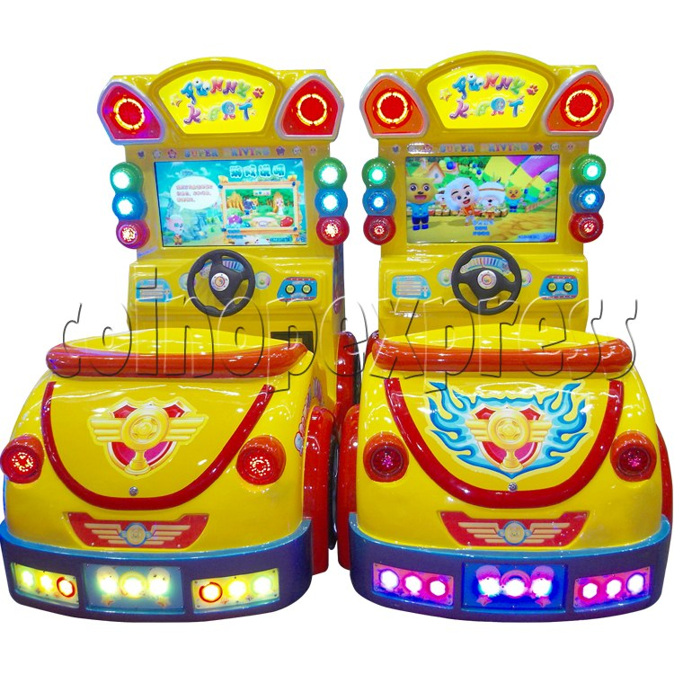 Super Car Kids Driving machine 31448