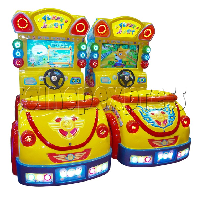 Super Car Kids Driving machine 31449