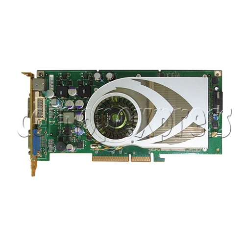 Graphics Card for Let\'s Go Jungle Machines 33072