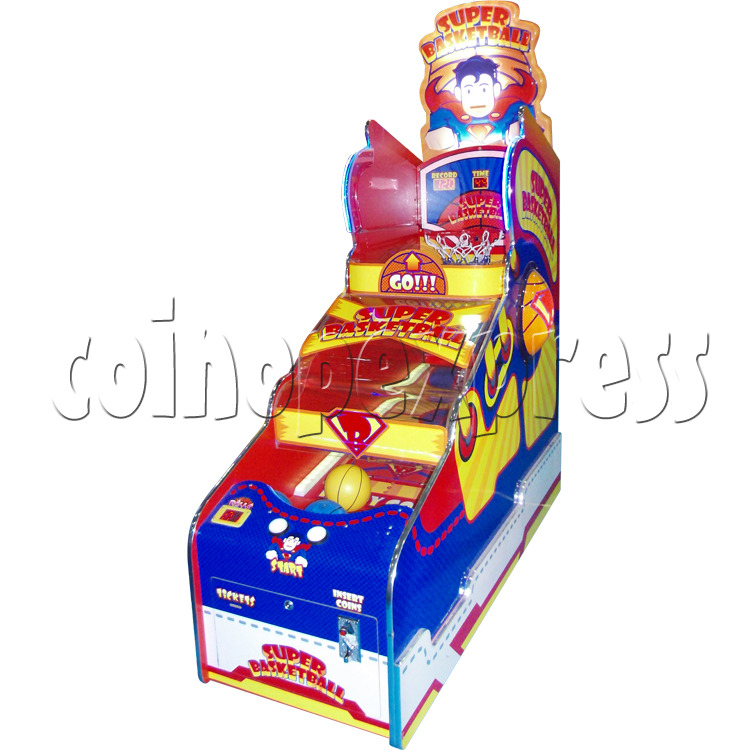 Super Shoe Basketball Machine for Kids 31690