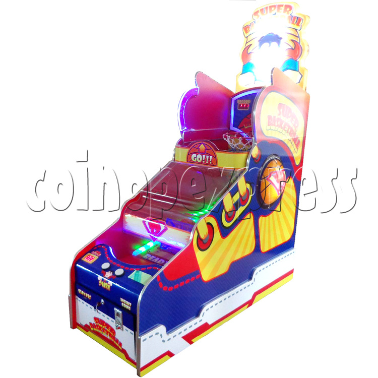 Super Shoe Basketball Machine for Kids 31691
