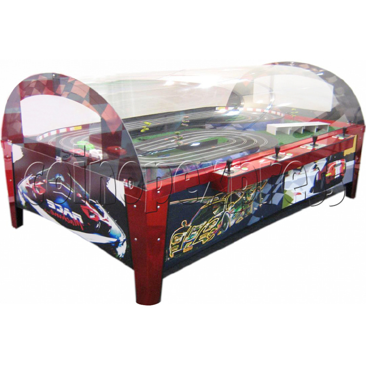 Table Slot Car Racing DX ( 4 players)  31720