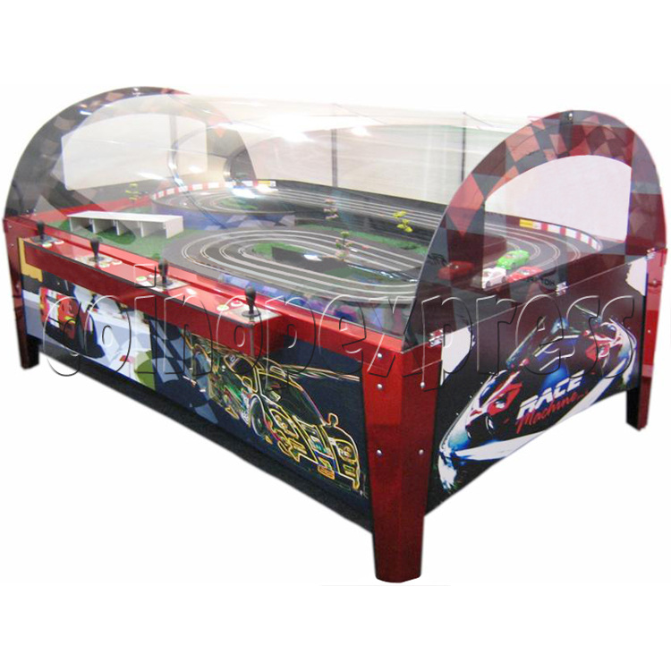 Table Slot Car Racing DX ( 4 players)  31721