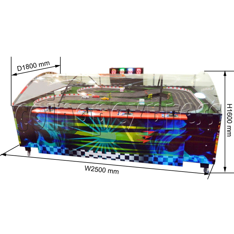 High Speed Table Slot Car Racing 31719