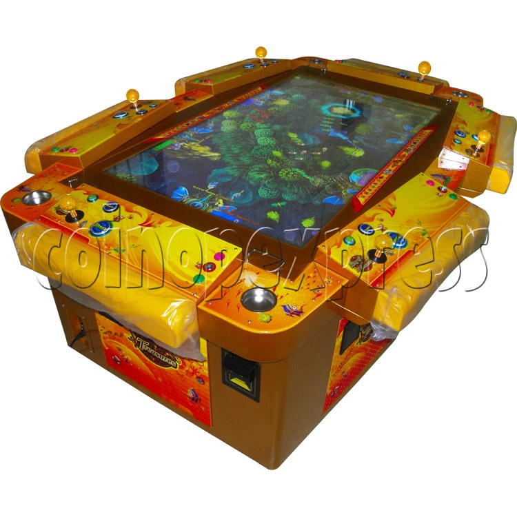 Ocean King 58 inch fish hunter machine - King of Treasure Fish Hunter Game 31813