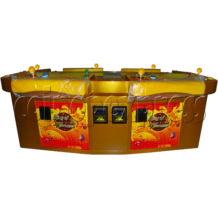 Ocean King 58 inch fish hunter machine - King of Treasure Fish Hunter Game 31814