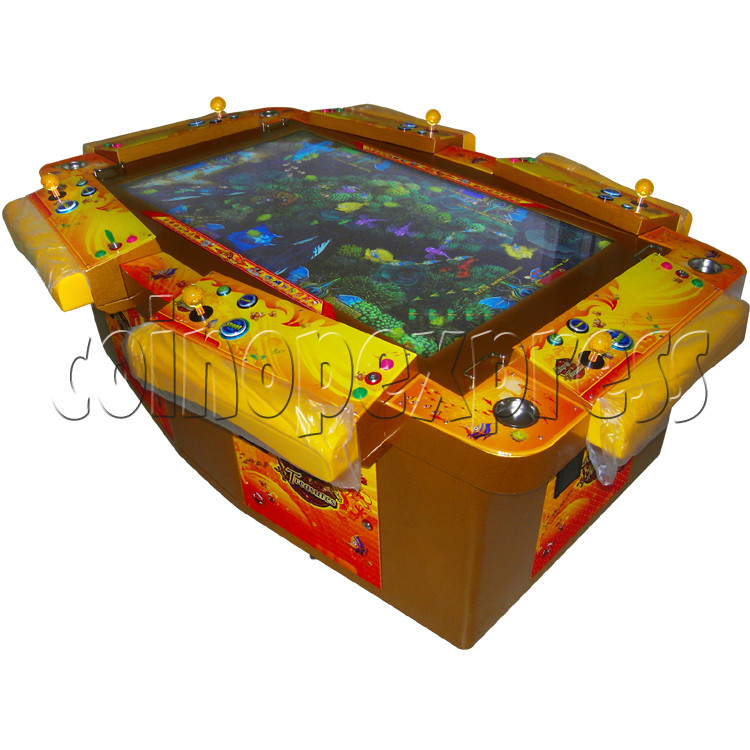 Ocean King 58 inch fish hunter machine - King of Treasure Fish Hunter Game 31815