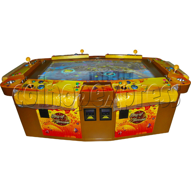 Ocean King 58 inch fish hunter machine - King of Treasure Fish Hunter Game 31816