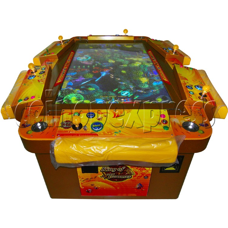 Ocean King 58 inch fish hunter machine - King of Treasure Fish Hunter Game 31817