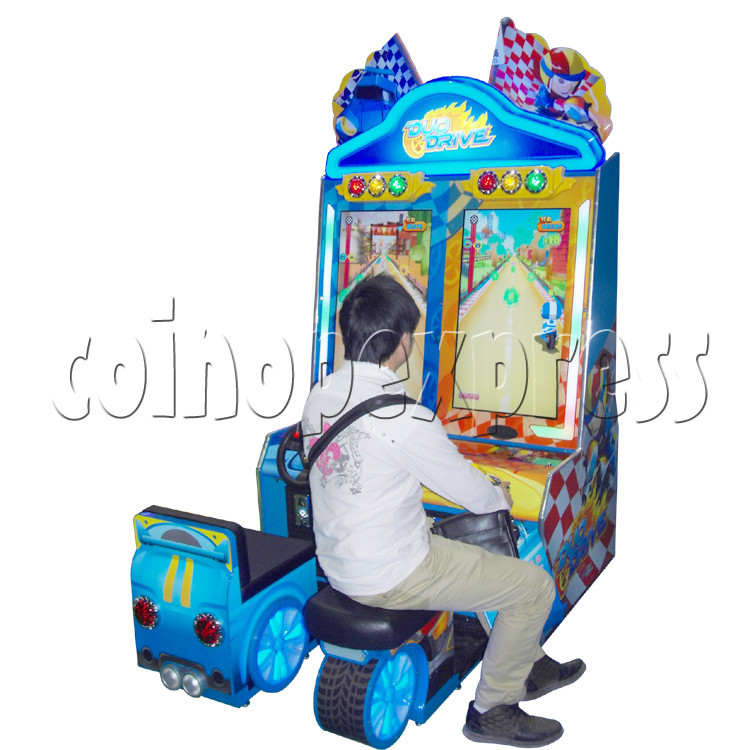 Duo Drive Racing machine for kids (2 in 1) 32126