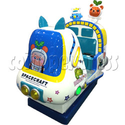 Video Kiddie Ride - Bobo Spaceship