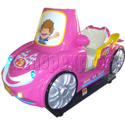 Video Kiddie Ride - Royal Car