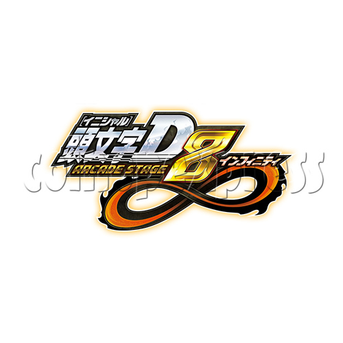 Initial D' Arcade Stage Version 8 Infinity (2 players with server) 32470