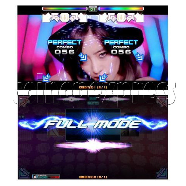 Pump It Up 2015 Edition Software Upgrade Kit  32617
