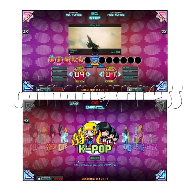 Pump It Up 2015 Edition Software Upgrade Kit  32618