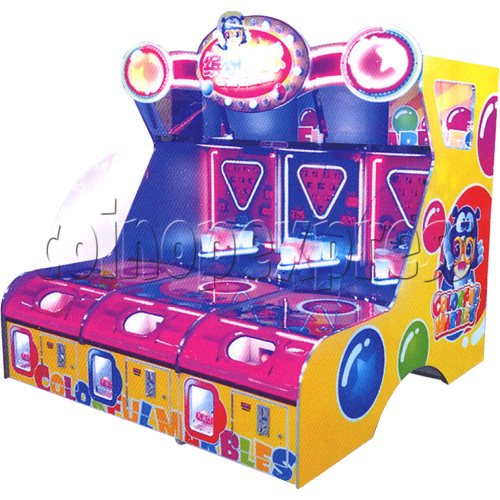 Colorful Marbles Skill Test Prize machine 32742