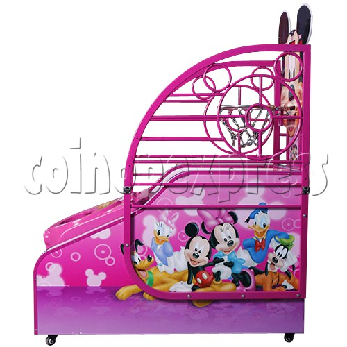 Cute Mouse Foldaway Basketball Machine for kids 32763